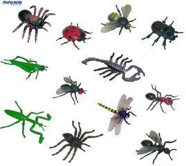 Ambiente Animales Insectos 12 u.