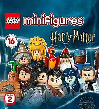 Mini Figuras LEGO Harry Potter (71028)