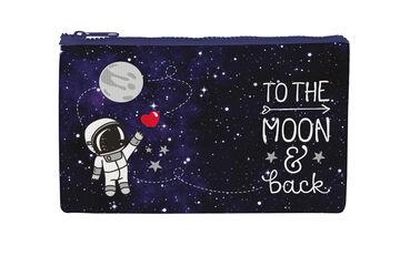Estuche Legami To the moon & Back (21,5x13,5 cm)