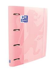 Carpeta Oxford Texd 4 Anelles Amb Recanvi A4+ Flamingo