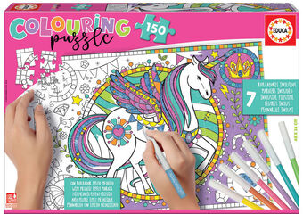 Puzzle Educa Unicorn