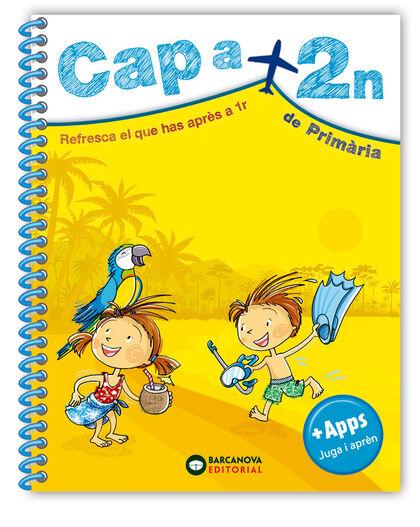 CAP A SEGON DE PRIMÀRIA Barcanova Quaderns 9788448949068