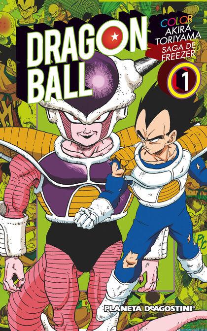Dragon Ball Color. Freezer 1