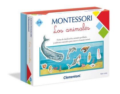 Montessori: Els animals