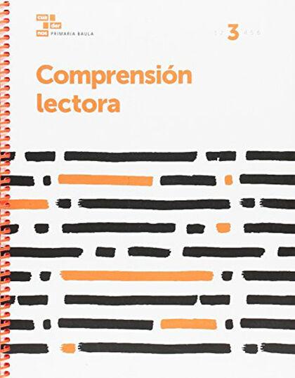 COMPRENSIÓN LECTORA 3 Edelvives 9788447934416