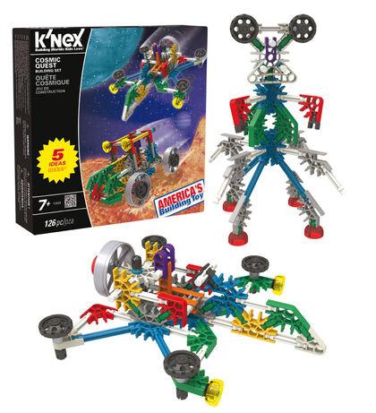 Juego de construcción K'nex Aventura cósmica