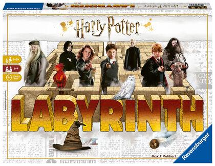 Juego de estrategia Ravensburger Harry Potter