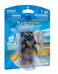 Figuras Playmobil Friends Seguridad agente especial