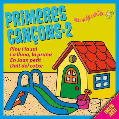 TONI GIMENEZ PRIMERES CANÇONS VOL 2 CD