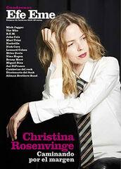Christina Rosenvinge 22. Cuadernos Efe Eme