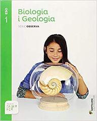 BIOLOGIA I GEOLOGIA OBSERVA 1r ESO Grup Promotor Text 9788490475546