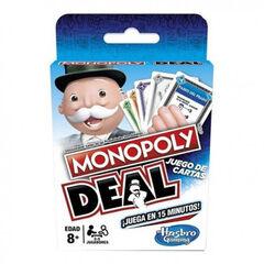 Monopoly Deal viaje