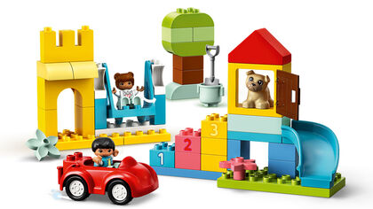 LEGO Duplo Classic Caixa de Totxos Deluxe (10914)