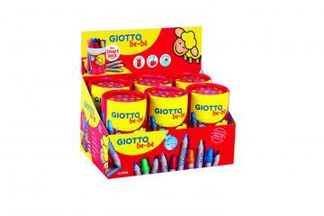 Lápices de colores Giotto Be-bè Super - 10 colores