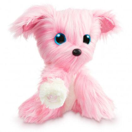 Peluche interactivo Bizak Adoptanimals Rosa