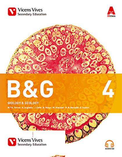 Biology & Geology/B&G ESO 4 Vicens Vives 9788468238234