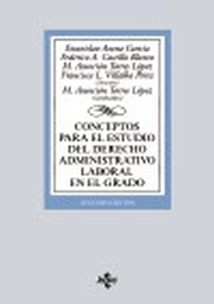 Conceptos para el estudio del derecho ad
