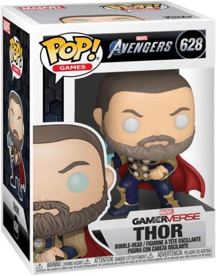 Funko Pop! Games Marvel Avengers - Thor Stark Tech Suit