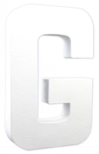 LETRA DECOPATCH G 20,5x12x3cm