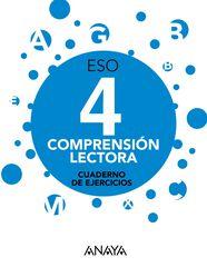 COMPRESIÓN LECTORA 4º ESO Anaya Quaderns 9788469810675