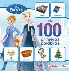 Mis 100 primeras palabras con Frozen