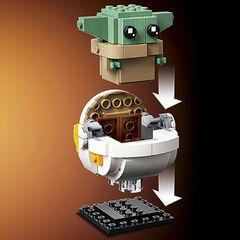LEGO Star Wars Brickhead Baby Yoda (75317)