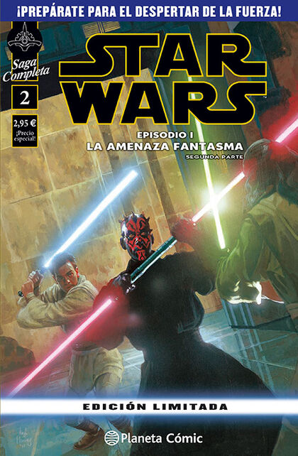 Star Wars 2: episodio I, parte 2