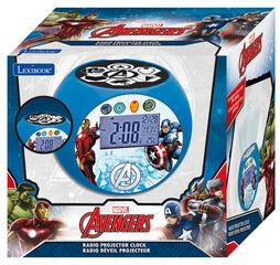 Avengers Reloj Proyector