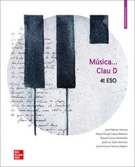 Música/Clave D ESO 4 McGraw-Hill Text 9788448619015