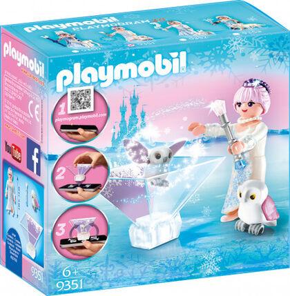 Figuras Playmobil Magic Princesa flor 3D
