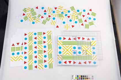 Mosaico Nathan Pavimentos Gráficos