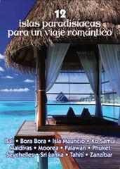 Islas paradisiacas para un viaje romanti