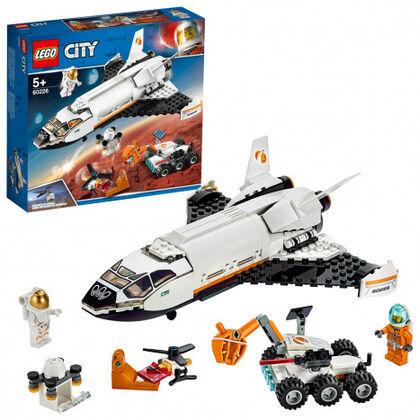 LEGO City Llançadora científica a Marte (60226)