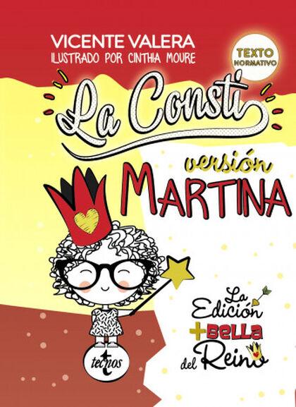 La Consti. Versión Martina