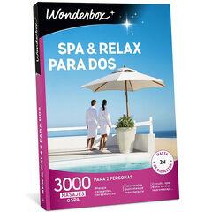 Wonderbox Spa & Relax para dos