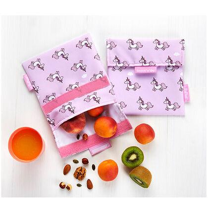 Boc' n Roll Snack'n Go Kids Unicorns 11x15,5 cm