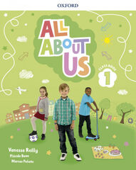 ALL ABOUT US 1 CLASS BOOK PK Oxford 9780194562348