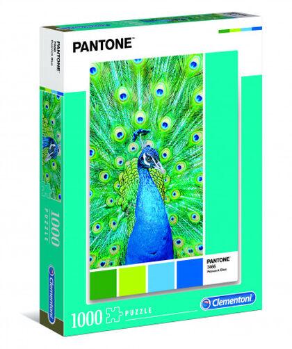 Puzzle Clementoni Pantone blue