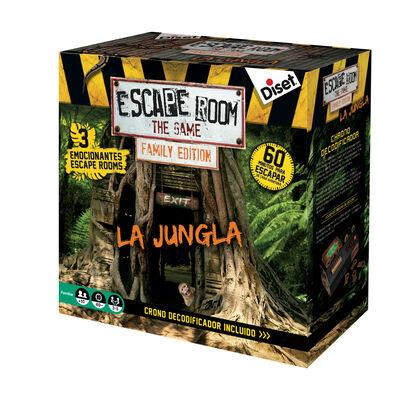 Escape Room La Jungla