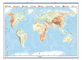 Edigolc mfp/mapamundi/140x100