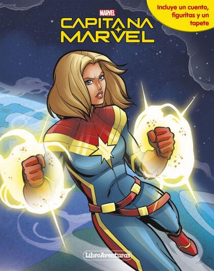 Capitana Marvel. Libroaventuras