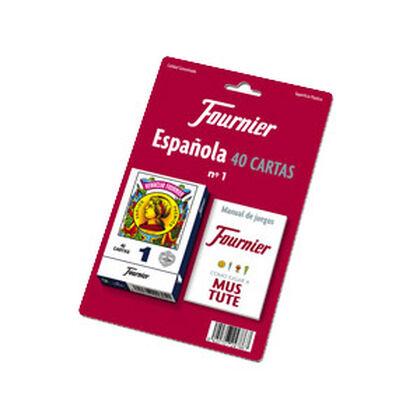 Cartas Fournier Baraja española