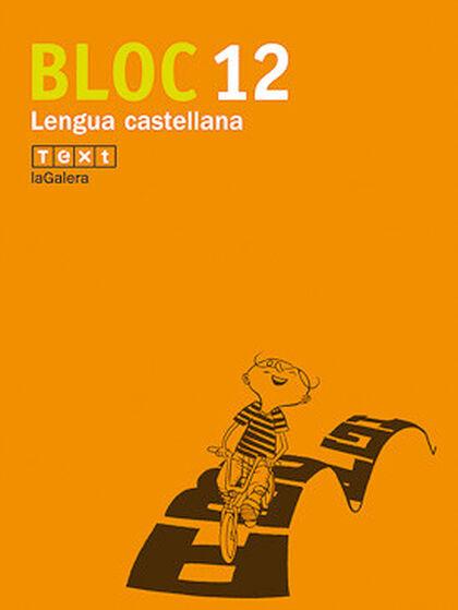 Castellano/Bloc 12 PRIMÀRIA 4 Bloc Text 9788441215986