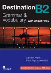MCM Destination Grammar&Vocabulary B2+k Macmillan Internac. 9780230035386