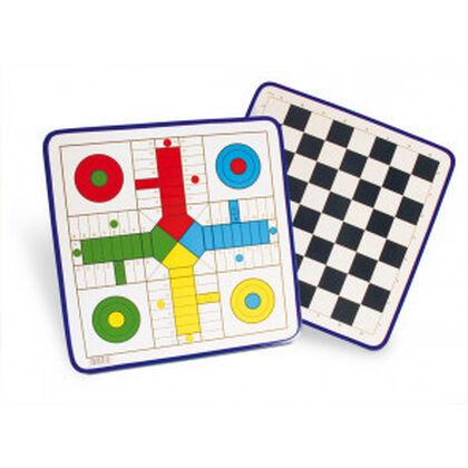 Tablero parchís - ajedrez Royal Games