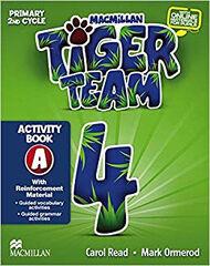 MCM E4 Tiger/AB pack A/17 Macmillan-Text 9780230475489