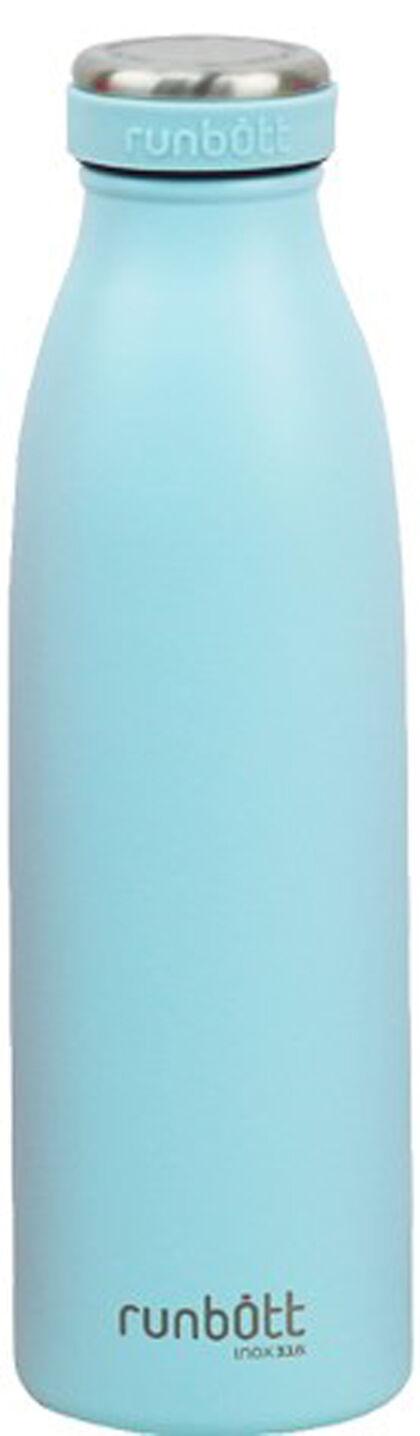 Botella Termo Runbott City Azul 500 ml
