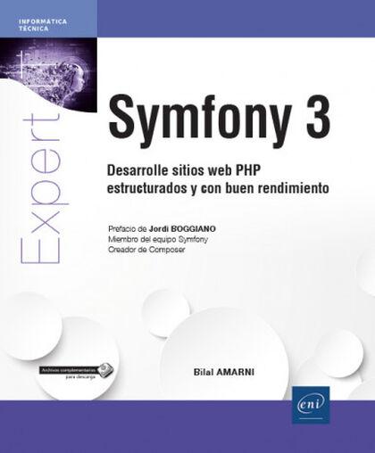 Symfony 3 - Desarrolle sitios web PHP es