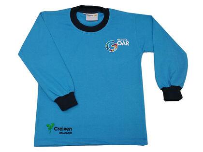 Camiseta manga larga Goar De 9 a 11 años