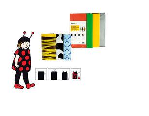 Saco Disfraz Rojo 10U